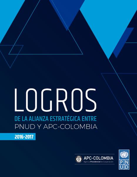 Informe APC-Colombia PNUD 2016 2017
