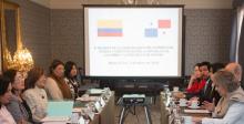 Salud, protección y educación en programa de Cooperación Colombia-Panamá, 2018-2020