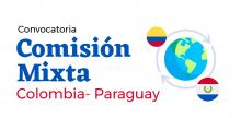 Comixta Colombia- Paraguay en cultura, educación, deporte y turismo (CERRADA)